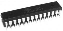 Самодельный Arduino из контроллера ATMEGA328P-PU
